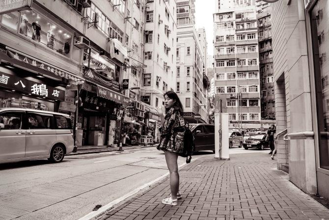 HK Urban Girl